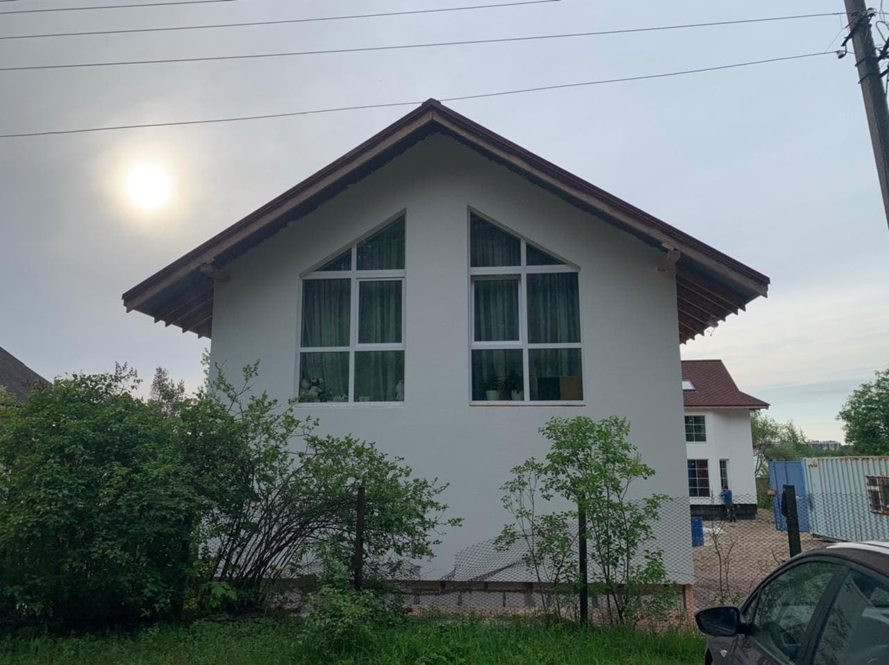 Фасад Янино3